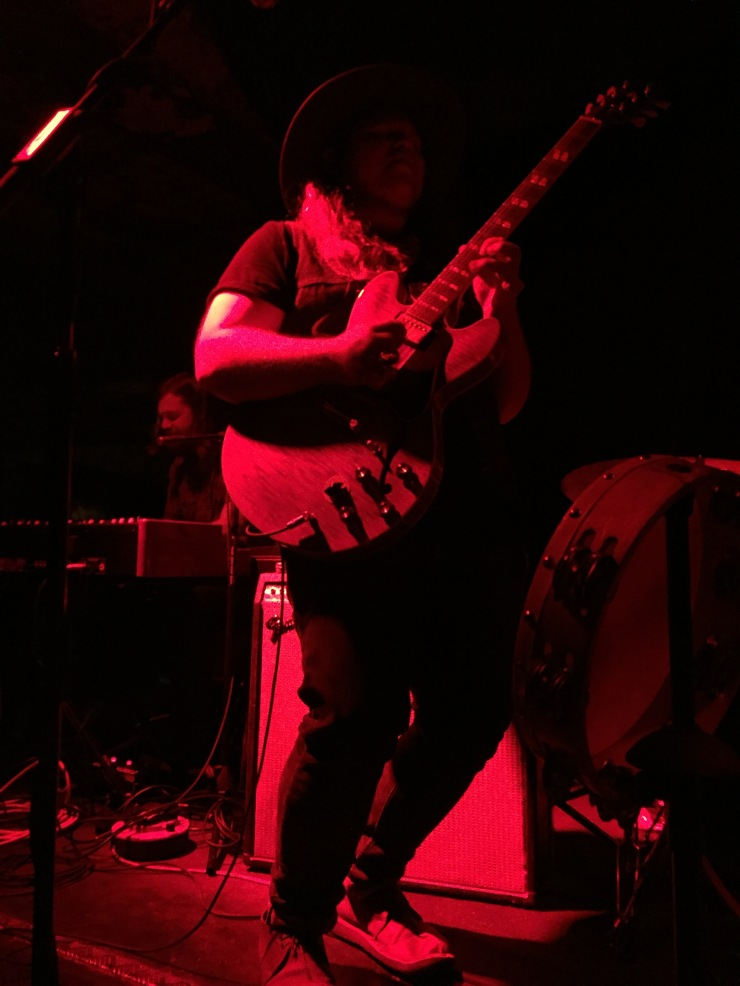 Bandleader Marcus King